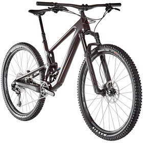 Santa Cruz Tallboy 4 CC XO1-Kit, Stormbringer Purple/black